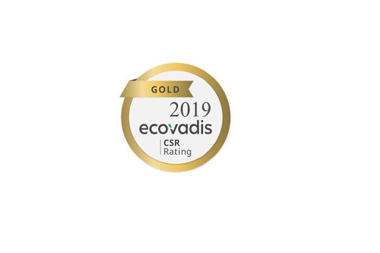 Epson recibe el premio Gold de EcoVadis por su Responsabilidad Social Corporativa