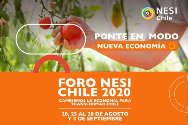 Foro NESI Chile 2020 y su propuesta de construir un Chile más sostenible