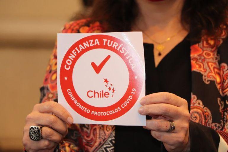 Turismo presenta certificado de compromiso que será entregado a empresas que adhieran a implementación y cumplimiento de medidas sanitarias