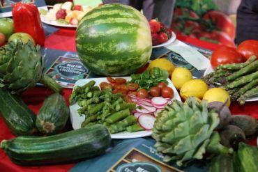 Todo Chile puede votar por su fruta y verdura preferida