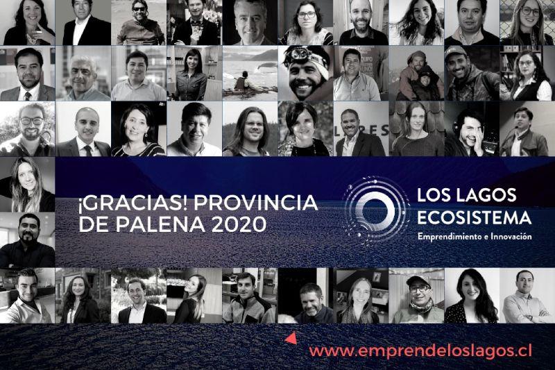500 emprendedores de la región se reunieron en 4°Encuentro Regional del Ecosistema Los Lagos
