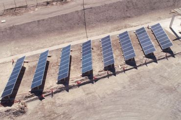 Séché Group Chile logra el 100% de autosuficiencia energética diurna