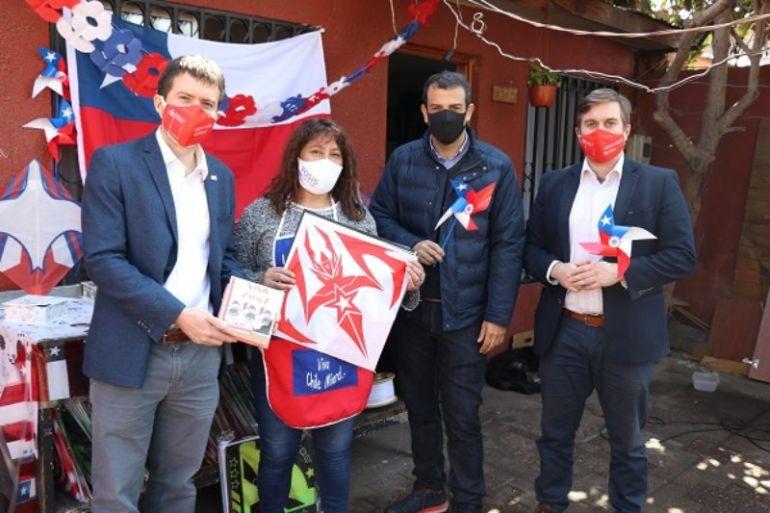 Fonda FOSIS reunirá a más de 200 emprendedores de productos típicos chilenos en estas Fiestas Patrias