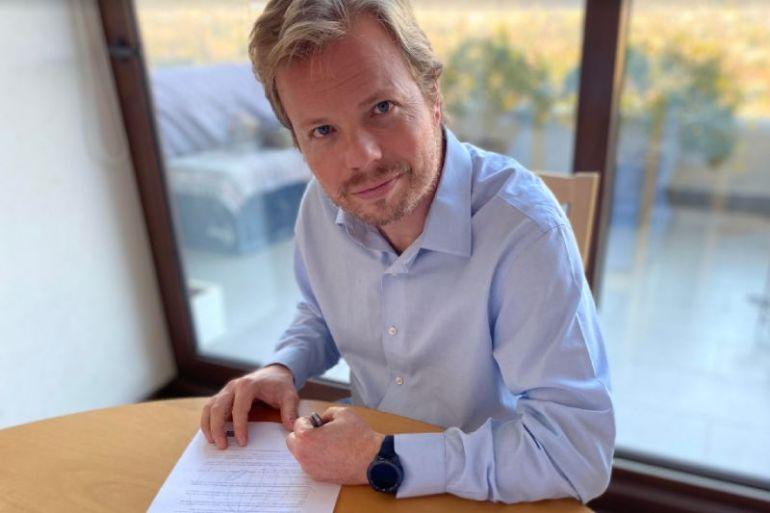 """Frederik Evendt, Gerente General Séché Group Chile: """"La sostenibilidad es nuestra columna vertebral y razón de ser como organización"""""""