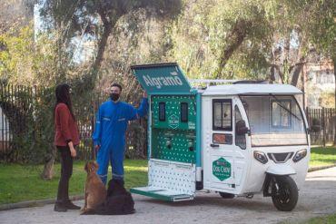 Nestlé Purina y Algramo  impulsan innovador proyecto piloto de venta de Purina Dog Chow en envases reutilizables
