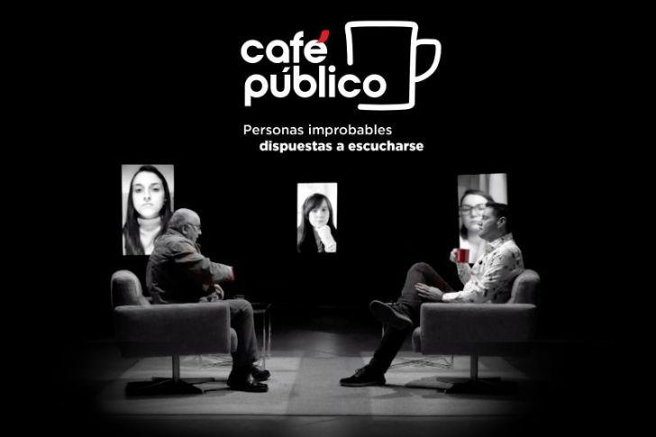 """""""Café Público"""": Nuevo programa de diálogo, encuentro y respeto de Fundación Basepública y Nescafé"""