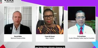 A un año de la Alianza de Ambición Climática, la campaña #RaceToZero ha logrado la alianza global más grande comprometida con el cero neto