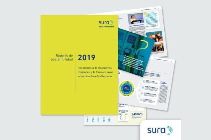 SURA Asset Management Chile presenta su quinto Reporte de Sostenibilidad