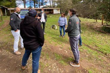 Desafío Levantemos Chile anuncia desarrollo de proyectos educativos y de agua potable en La Araucanía