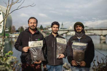 Bio-insumos a base de microorganismos de la Selva Valdiviana y residuos de la cerveza entran al mercado