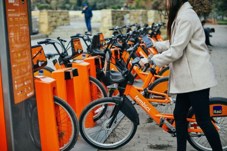 Tembici y Bike Itaú lanzan proyecto de bicicleta eléctrica compartida más grande de América Latina
