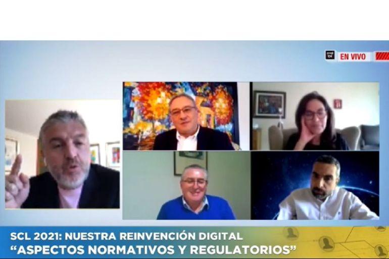 Expertos advierten el rol que cumplen las plataformas digitales en el futuro de la economía de Chile y Latinoamérica