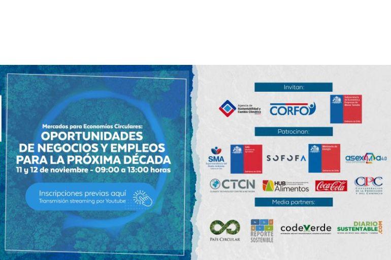 Congreso internacional abordará la economía circular como puente para crear nuevas oportunidades y empleos
