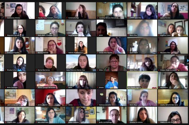 Cerca de 800 educadores y docentes de todo Chile participaron de talleres de ciencia antártica organizado por el Instituto Antártico Chileno (INACH)