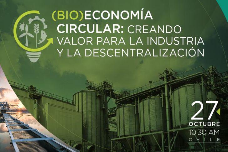 Webinar entregará claves para avanzar hacia una economía circular