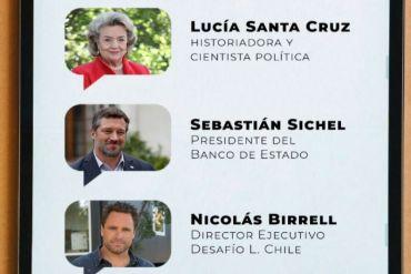 Conversatorio online de Desafío Levantemos Chile y Conectado Aprendo invita a conocer los desafíos de la educación post pandemia