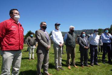 """Lanzan proyecto """"Desafío Agua Para Chile"""" para llevar agua potable a comunas rurales del sur"""
