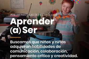 Conoce las nuevas series que apoyan la formación educativa de niños y niñas a través de la televisión