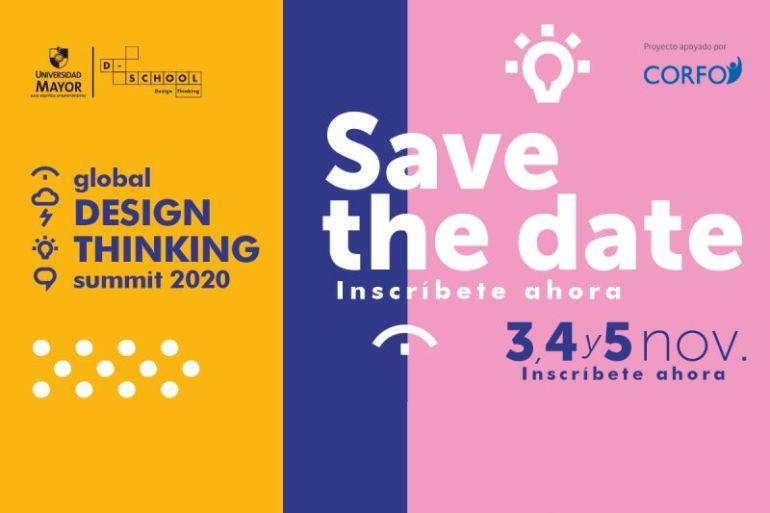 Global Design Thinking Summit, el exclusivo evento que reunirá a expertos mundiales en Design Thinking