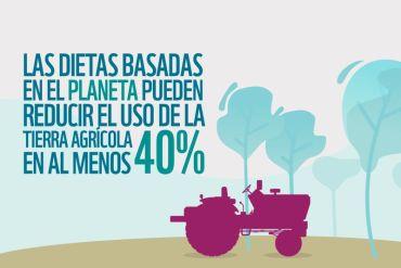 """WWF lanza """"Dietas basadas en el planeta"""", por la salud humana y el futuro de la Tierra"""