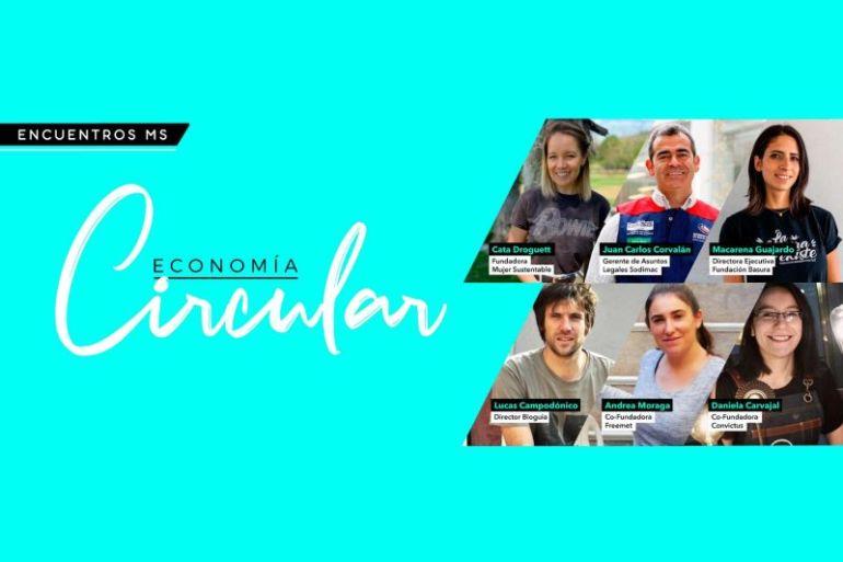 """""""Encuentro Mujer Sustentable: Economía Circular"""""""