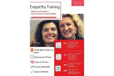 Empatthy Training: potencia habilidades para captar fondos, crear propuestas de valor y colaboraciones exitosas