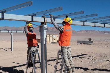 Enel Green Power Chile comienza la construcción del proyecto fotovoltaico Sol de Lila