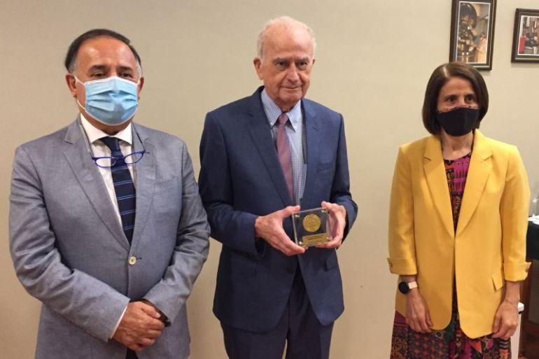 ASIVA entrega Premio al Espíritu Gremial Regional 2020 a Germán Knop Valdés