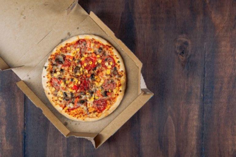 ¿Al vertedero o al contenedor?: Las cajas de pizza sí pueden reciclarse