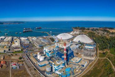 Enel Generación desconectó Bocamina 1 tres años antes de lo establecido en el Plan Nacional de Descarbonización