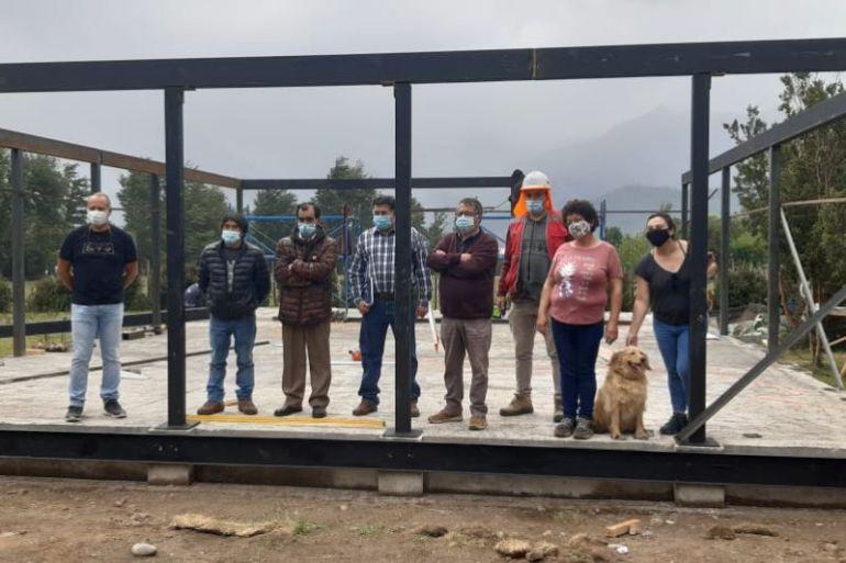 Alianza público-privada permitirá construcción de primera sede multiuso en Llaguepe, Cochamó