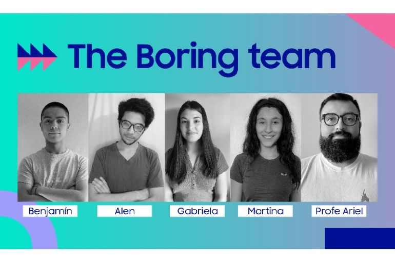"""Conoce al equipo triunfador del concurso educativo de Samsung """"Soluciones para el Futuro 2020"""""""