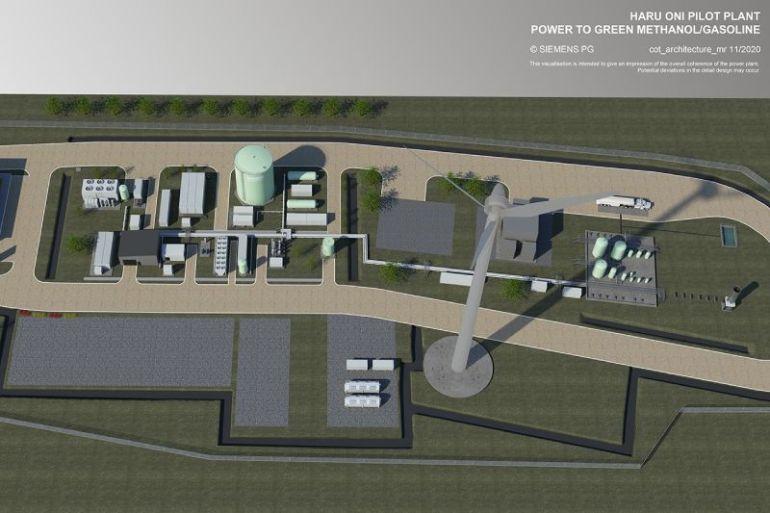 HIF anuncia el apoyo del gobierno alemán a piloto que producirá eCombustibles a partir de hidrógeno verde