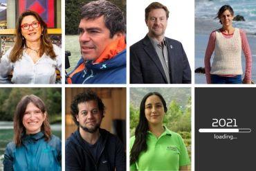 7 líderes de la conservación en Chile marcan la agenda y desafíos para 2021