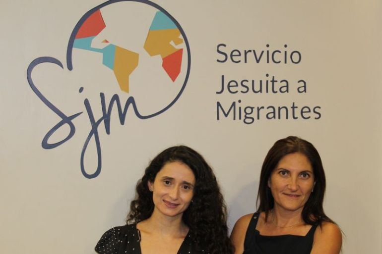 Dos mujeres llegan a liderar el Servicio Jesuita a Migrantes