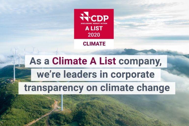 """Ford remarca su compromiso medioambiental y se mantiene en la """"Lista A"""" de empresas verdes"""