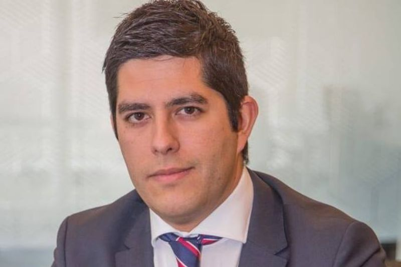 Alfredo Araneda, Country Manager en Robert Walters Chile