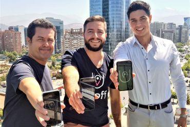 Uroff: la startup chilena que permite arrendar espacios y oficinas por minuto para el teletrabajo