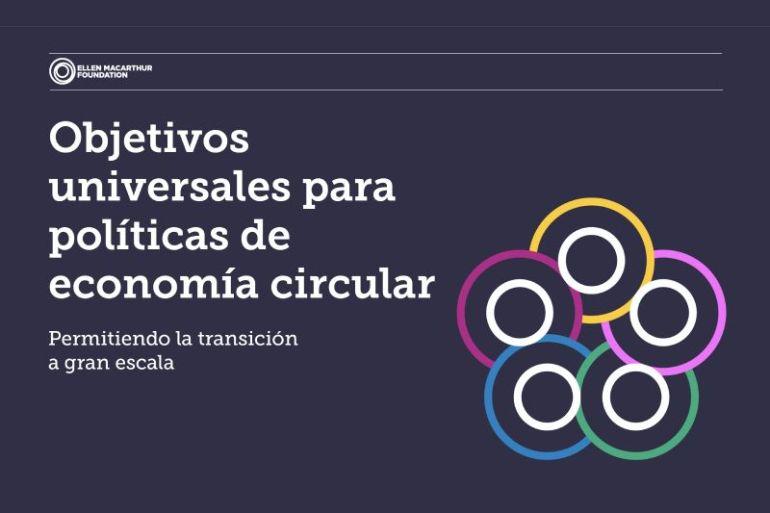 Los nuevos objetivos para las políticas de economía circular ofrecen una oportunidad para escalar la transición