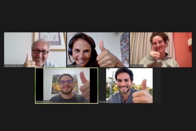 Socios de Bioelements son seleccionados emprendedores Endeavor en primer panel virtual para Chile