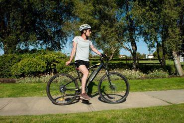 La bicicleta se posiciona como uno de los tres medios de transporte ideal para los santiaguinos