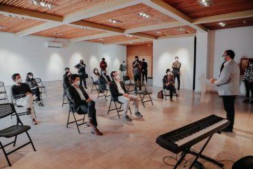 Museo Baburizza remodela una de sus salas e instala senderos podotáciles dentro del Palacio