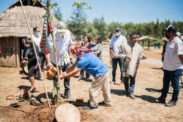 150 familias han mejorado su calidad de vida y potenciado el desarrollo de sus comunidades gracias al Desafío Agua para Chile