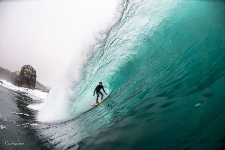 Big Wave Internacional Punta de Lobos por Siempre: una mezcla de olas grandes, apoyo al turismo local y conservación de la biodiversidad