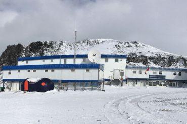 """Base """"Profesor Julio Escudero"""" celebra 26 años de apoyo a la ciencia polar"""
