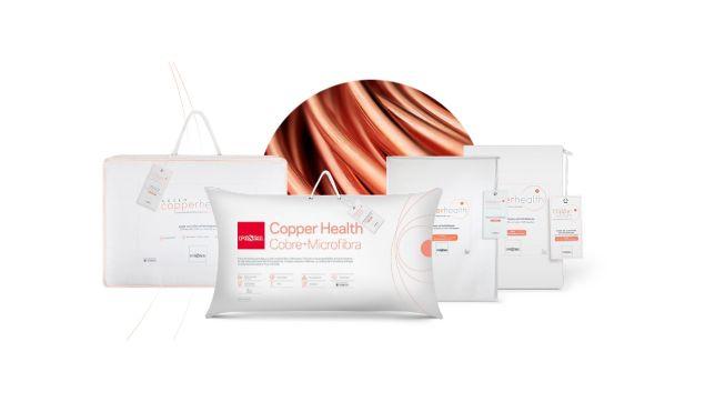 Rosen Copper Health: La nueva ropa de cama con tecnología de cobre
