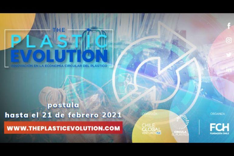 """""""The Plastic Evolution"""", nuevo llamado de Innovación Abierta: Pacto Chileno de los Plásticos busca soluciones circulares, sustentables y disruptivas asociadas a envases y embalajes"""