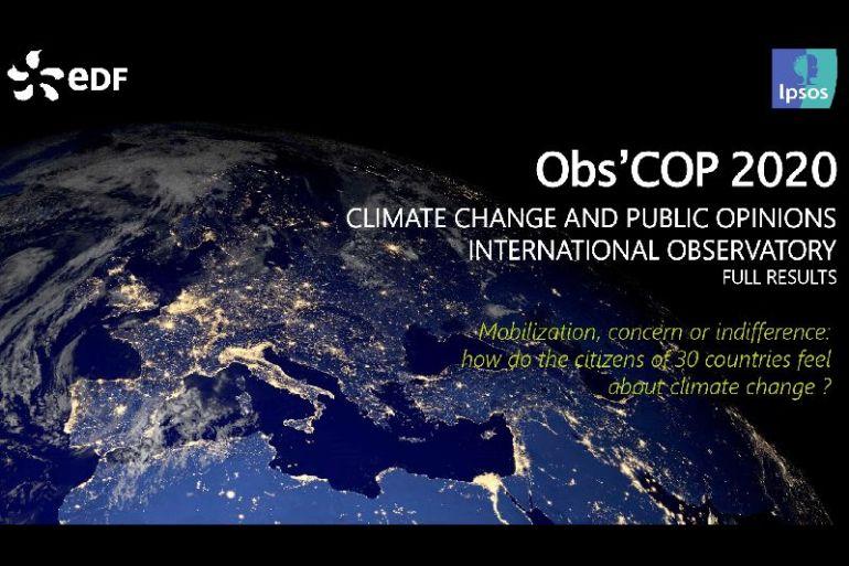 Cambio climático: 9 de cada 10 chilenos ha experimentado sus efectos concretos
