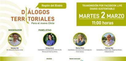 """""""Diálogos Territoriales para el nuevo Chile"""" de Fundación Huella Local"""