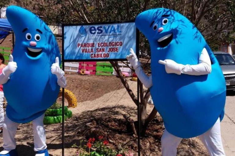 """Esval recibe 448 postulaciones para su Fondo Concursable """"Contigo en Cada Gota"""""""